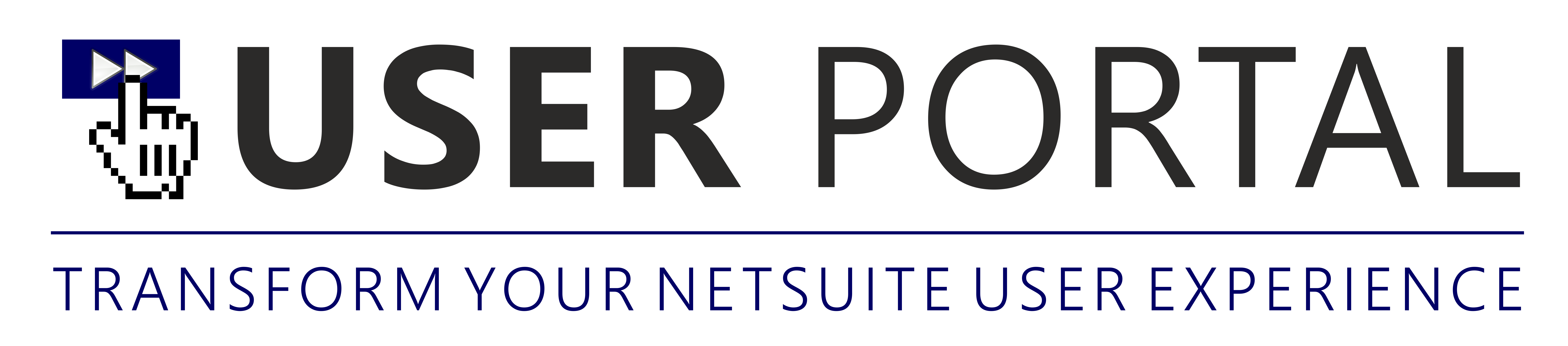 User Portal for NetSuite Logo